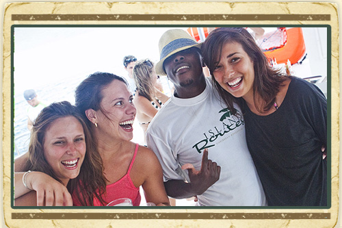 Island Routes Reggae Catamaran Cruise from Montego Bay